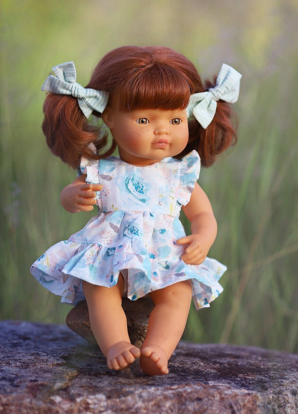 Doll Poppy Dress and Top <br> Digital Sewing Pattern
