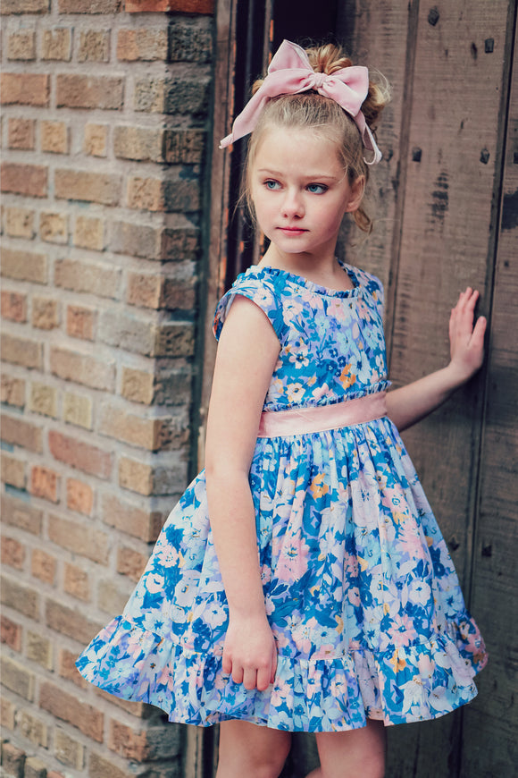 Lily Dress <br> Digital Sewing Pattern