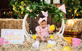 Daffodil Diaper Cover & Tee - Baby