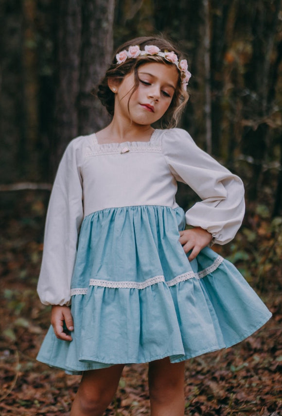 Jasmine Mini and Dress <br> Digital Sewing Pattern