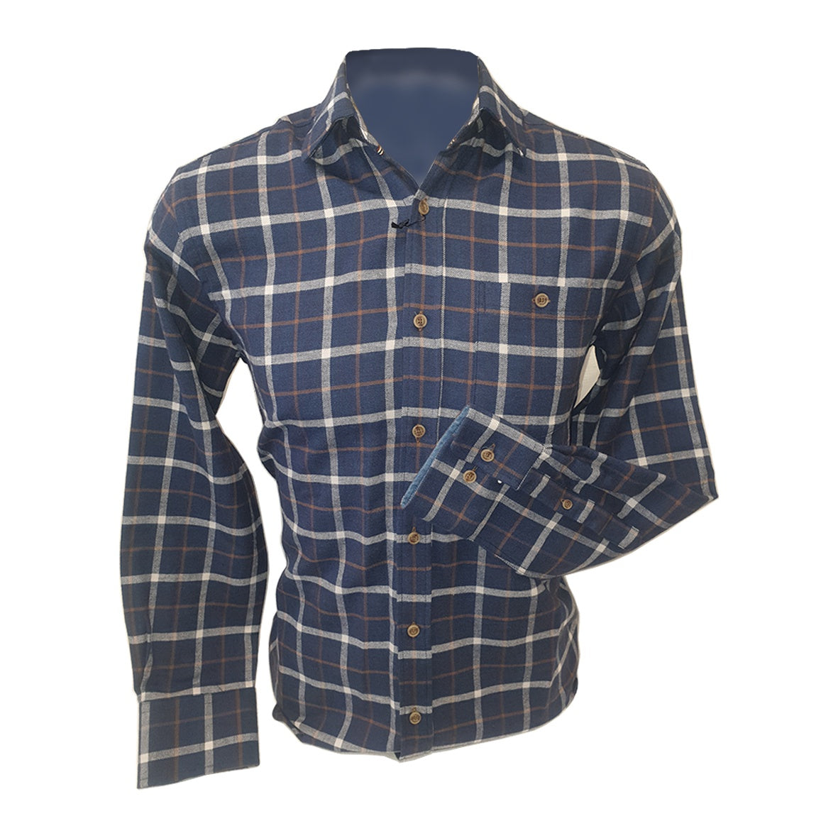 Lifestyle 9592 Wool Blend Shirt