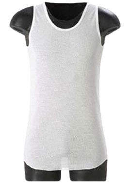 Jockey Eyelet Athletic Singlet