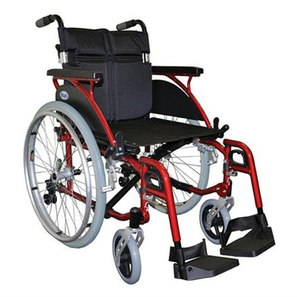 Wheelchair Link Aluminium Self Propelled 20