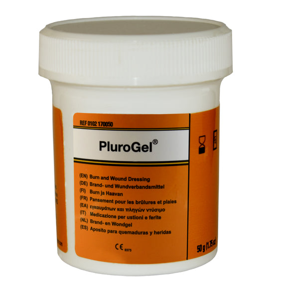 Plurogel Burn & Wound Gel 400g Jar - SSS Australia Clearance