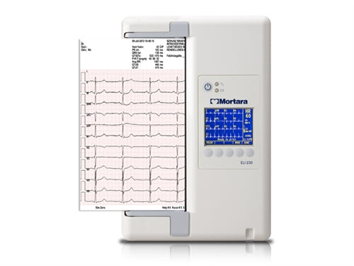 Mortara ELI 230 12-Lead Resting ECG Interp USB Host Flash - SSS Australia Clearance