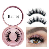 3D Magnetic Eyelashes including Magic Liner and Tweezer Set
