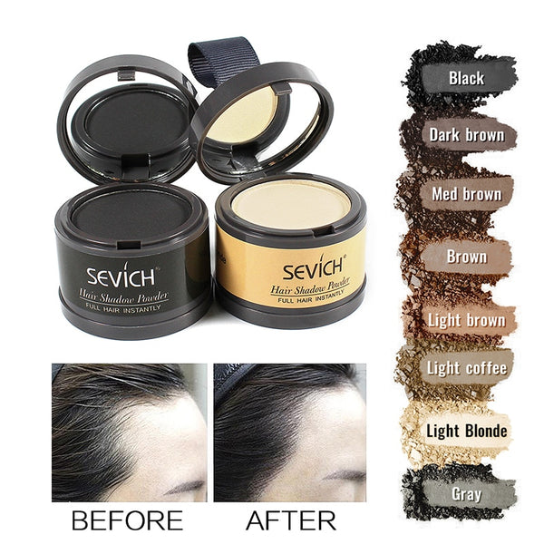 Hair Shadow Powder and Scalp Concealer