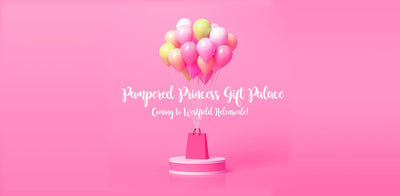 Pampered Princess comes to Helensvale Westfield