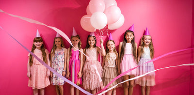 Everything You Need To Plan Your Dream Kids' Party