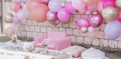 How to Style A Perfect Princess Party