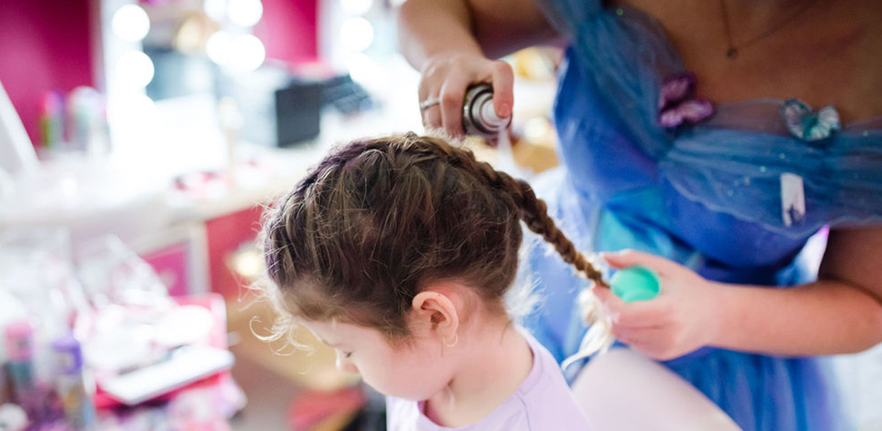 Braid tutorial classes for mum and daughter gold coast learn to braid class for kids
