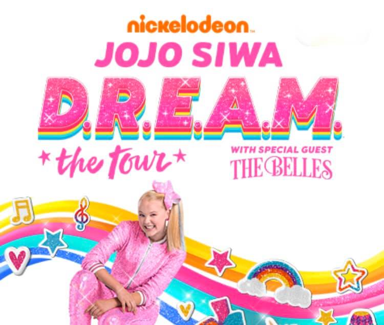 Jojo Siwa Dream Concert Makeovers - Pamper makeovers for the jojo concert gold coast