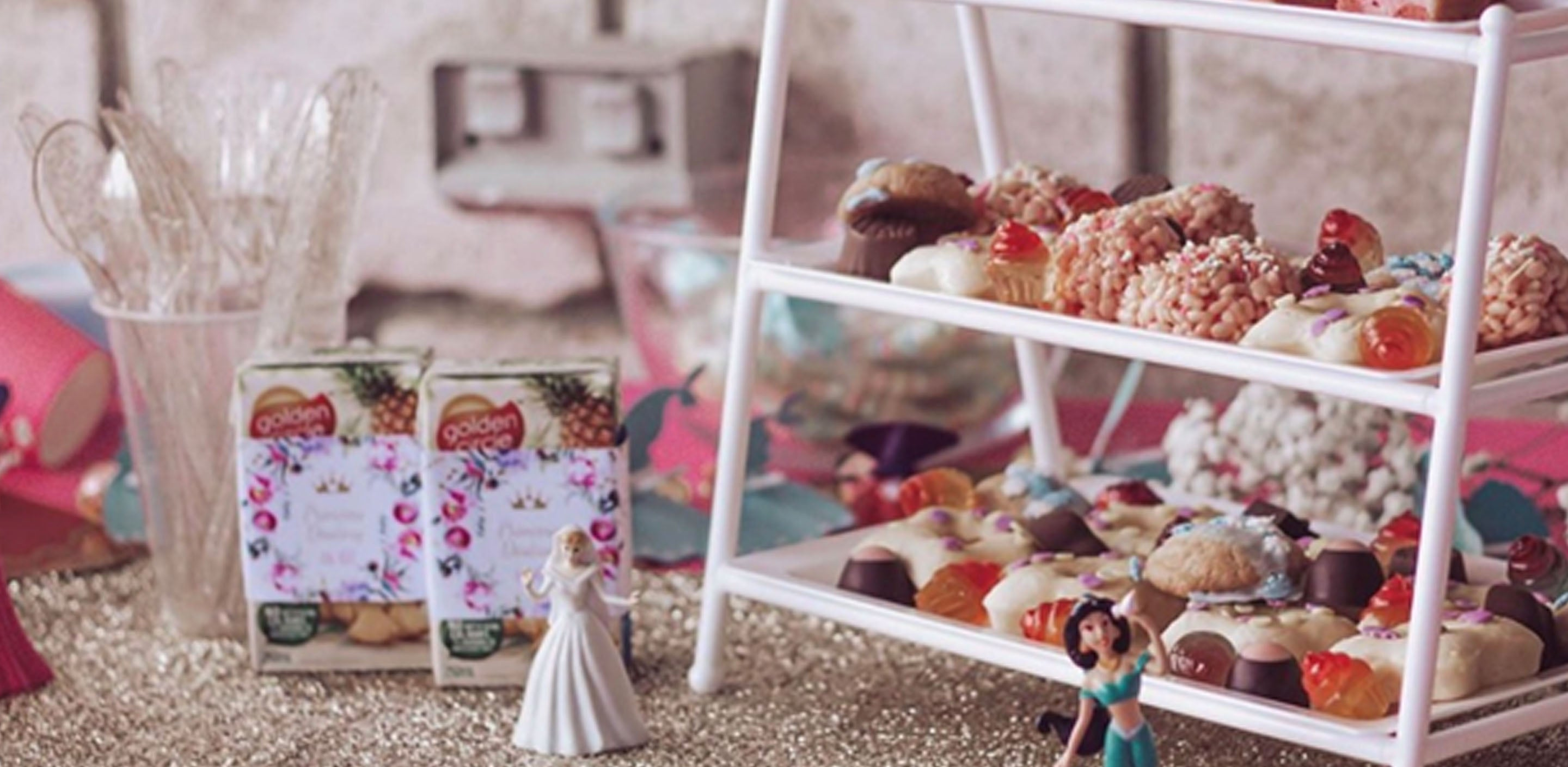 party food styling