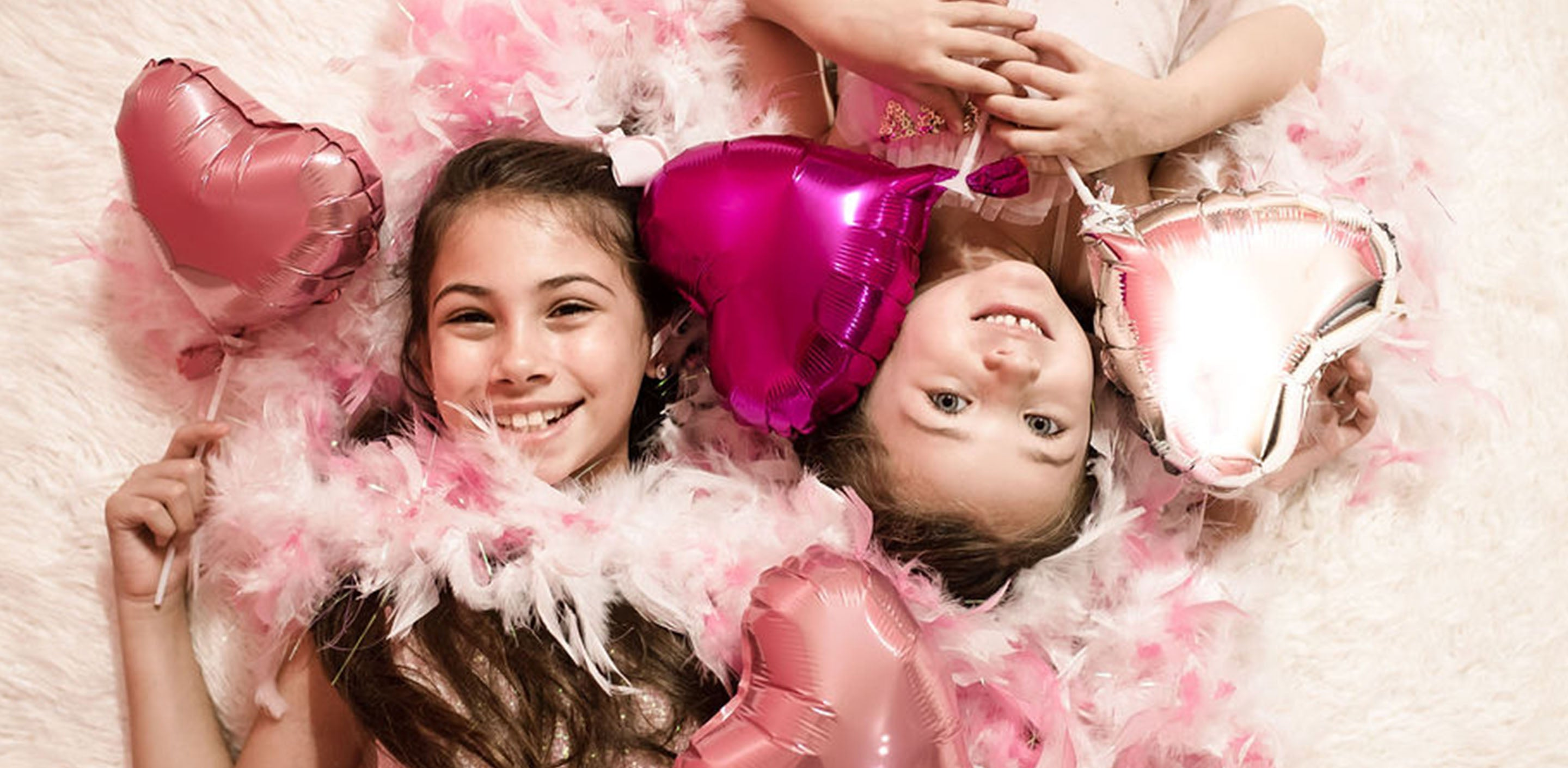 All you need is love - Valentines Day celebrations with kids