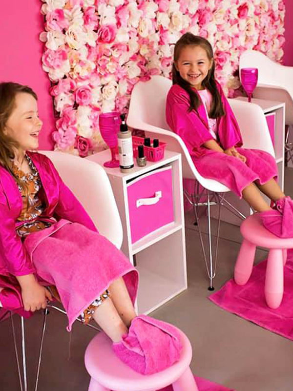 Bestie Package -  Kids spa day package with mini manicure and pedicure