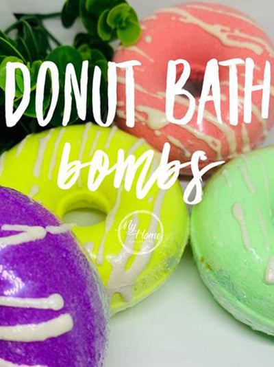 donut bath bombs kids bath products kids gifts