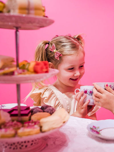 Her Royal High Tea platter - high tea kids party gold coast
