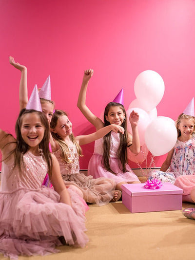 Girls Pamper Party Gold Coast with party games