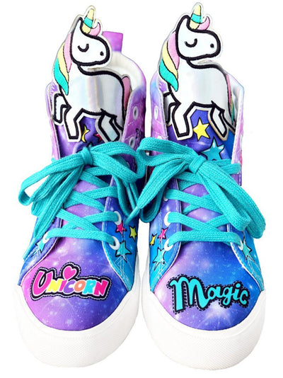 MadMia Unicorn Shoes