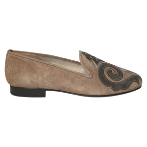Kardinale women loafers taupe