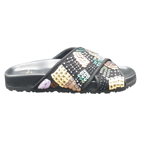 Maliparmi women slides black