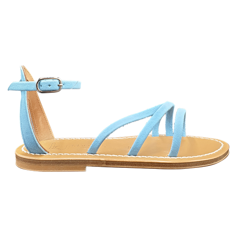 K-Jacques women sandals blue