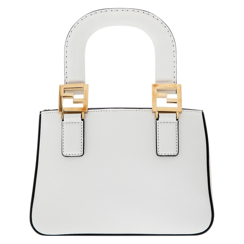 fendi women small FF tote bag