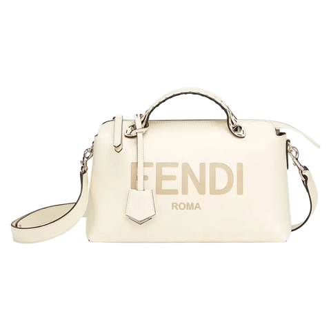 Fendi by the way medium white