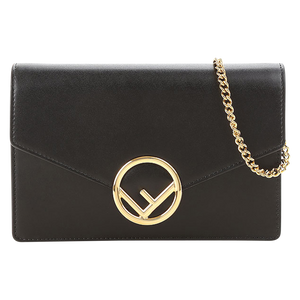 FENDI CLUTCH BLACK