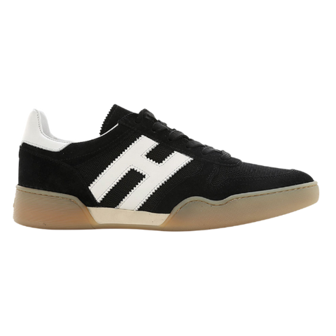 Hogan men sneakers black