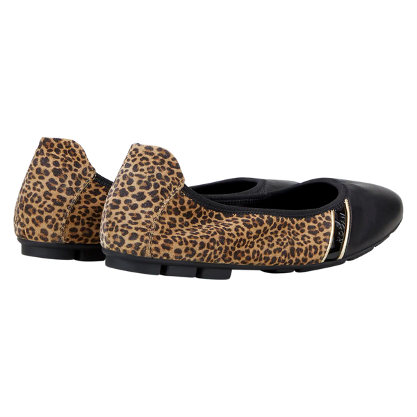 Hogan women loafers leopard