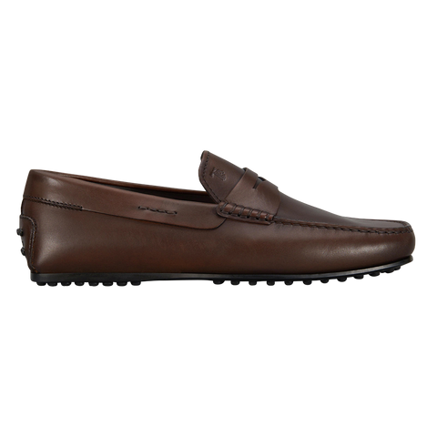 Tod's men gominini leather cacao