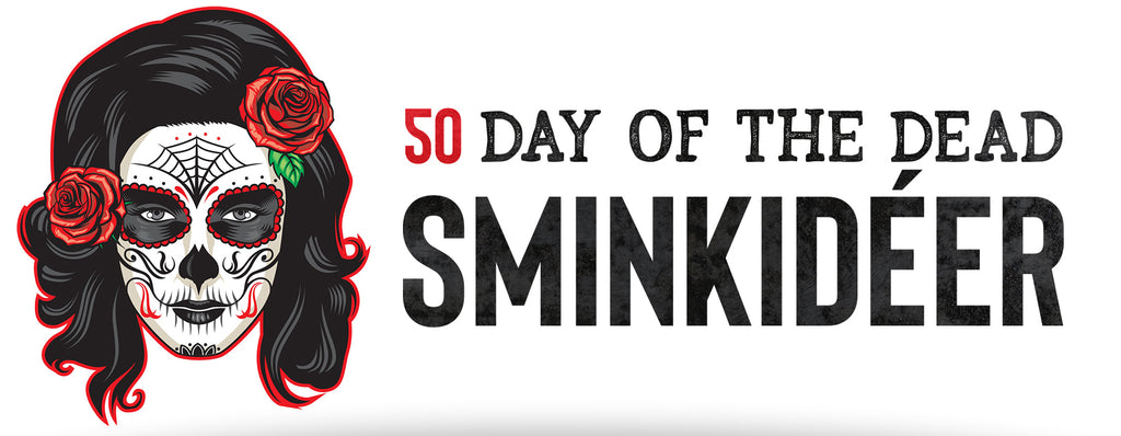 50 Day Of The Dead Sminkidéer