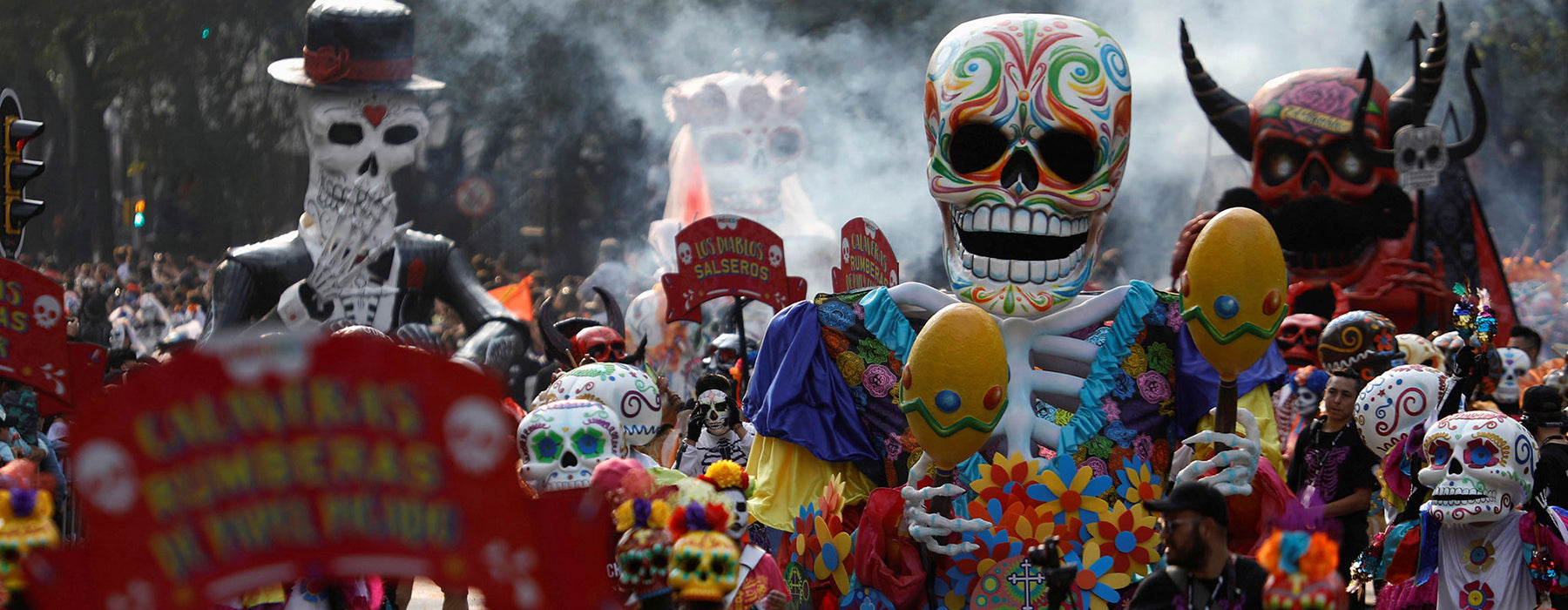 Day Of The Dead Festligheter