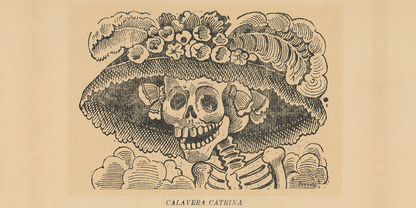 La Catrina Illustration