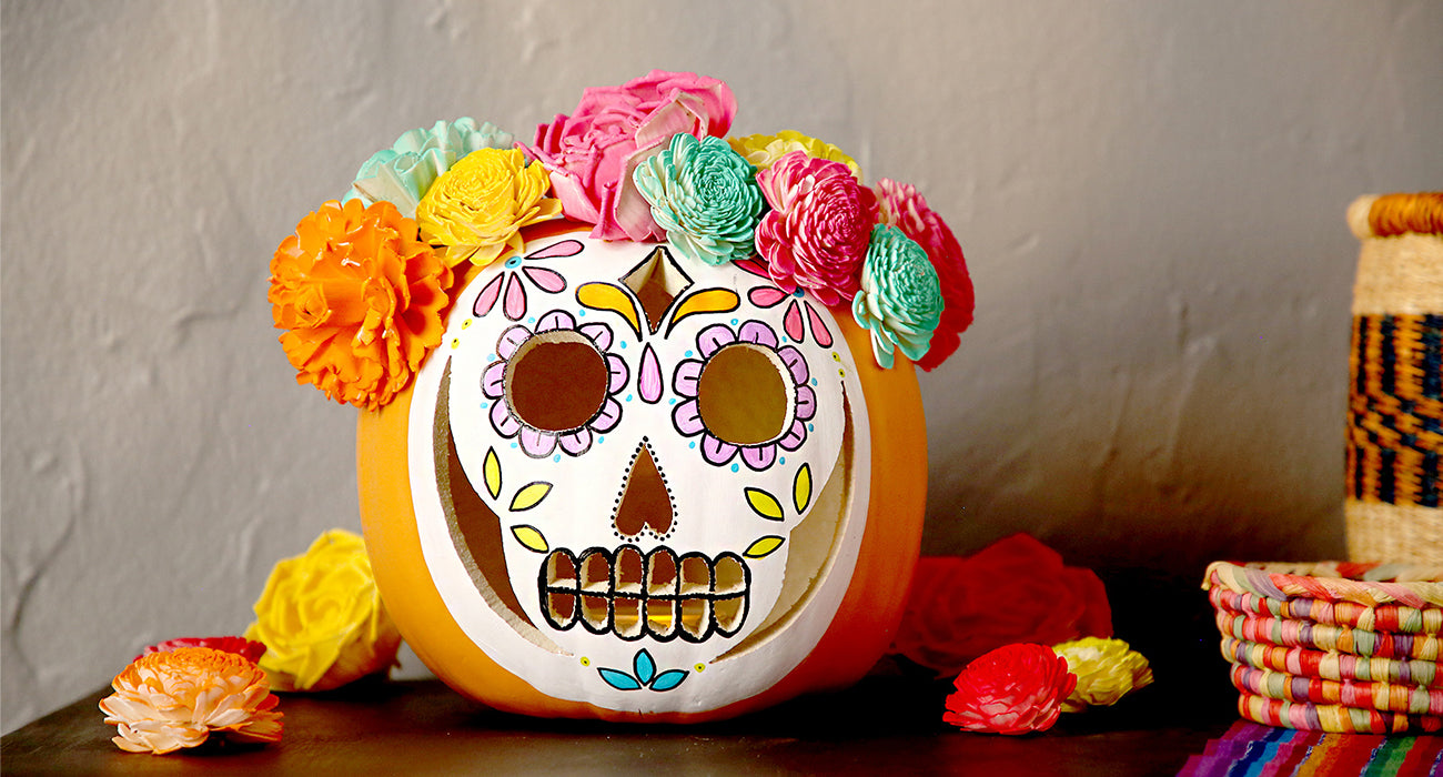 Pumpa Sugar Skull