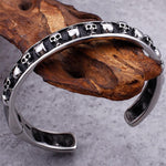 Maskulint Bangle Armband