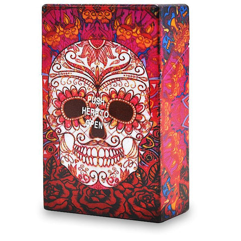 Cigarettetui Day Of The Dead