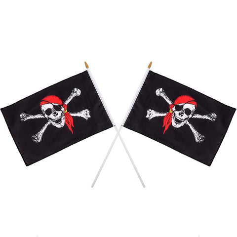 Jolly Roger Flaggor