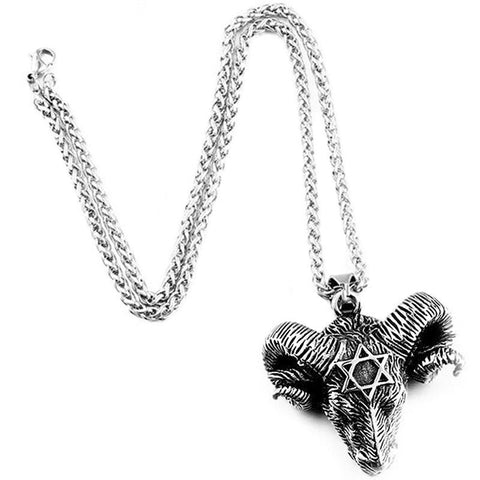 Halsband Hexagram Buffalo