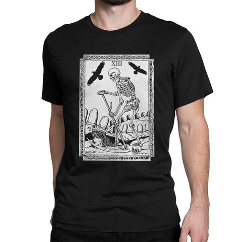 T-Shirt Tarot Death Card