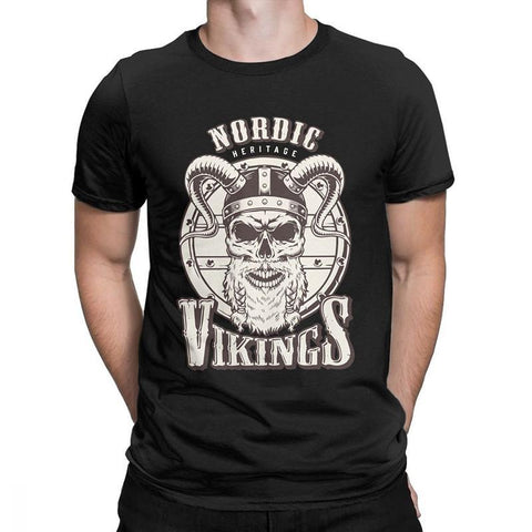 T-Shirt Nordisk Viking