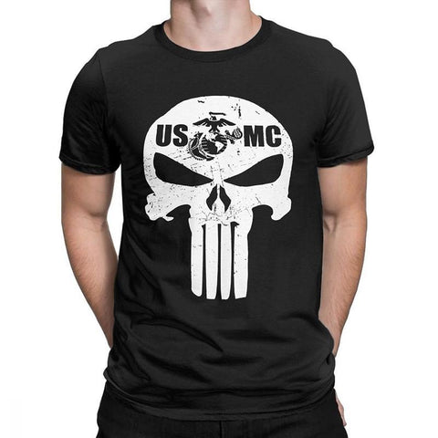 USMC T-Shirt Punisher