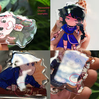 "2"" Ace Attorney Mini Charms [BUY 2 GET 3]"