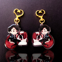 "2.5"" DBH Connor & Sumo Charm"