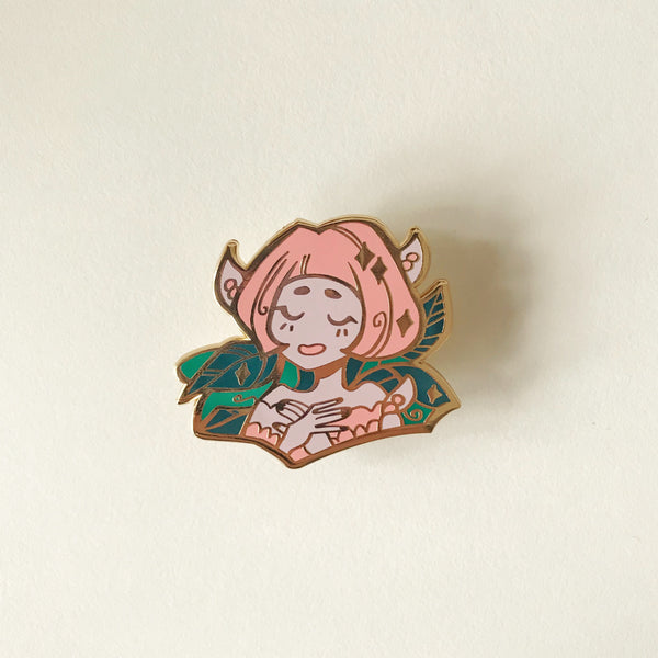Lily - Houseplant Gals Pin Collection