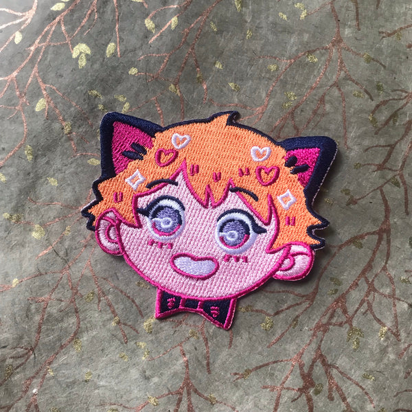 Catboy Patch