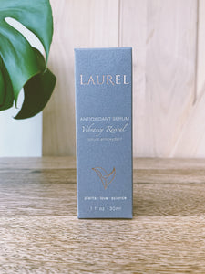 Laurel Antioxidant Serum - Vibrancy Revival
