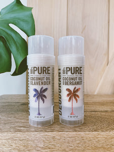 Skinny & Co. Pure Deodorant