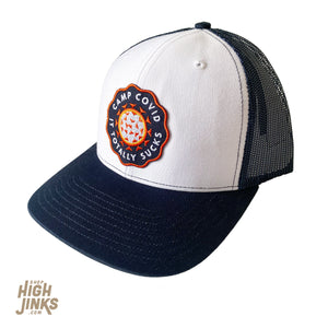 Camp Covid : Trucker Hat